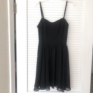 FOREVER 21 Little Black Dress EUC!